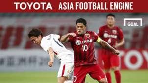 Shanghai SIPG Kashima Antlers Vòng 1/8 AFC Champions League 2018