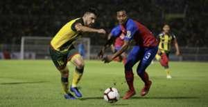 Kedah v Johor Darul Ta'zim, Malaysia Super League, 29 Mar 2019