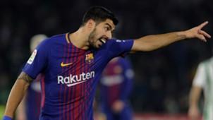Luis Suarez Betis Barcelona LaLiga 21012019