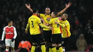 Younes Kaboul Premier League Arsenal v Watford
