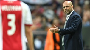 Peter Bosz, Ajax, 05242017