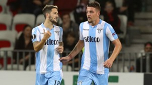 Nice Lazio Milinkovic-Savic
