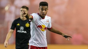 Tyler Adams New York Red Bulls Columbus Crew MLS 2018