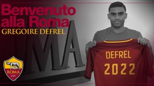Gregoire Defrel Roma