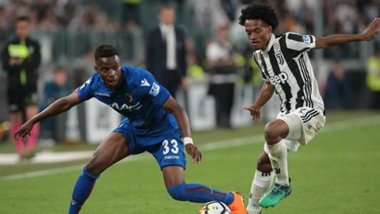Juan Cuadrado Juventus Bologna Serie A