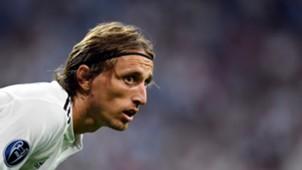 Luka Modric Real Madrid Roma UCL 19092018