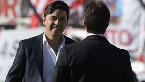 Guillermo Barros Schelotto Marcelo Gallardo Boca Juniors River Plate