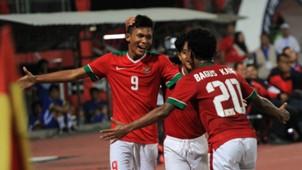 Sutan Diego Armando Zico - Indonesia U-16
