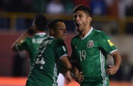 Chicharito Hernández Oribe Peralta Selección mexicana 161017