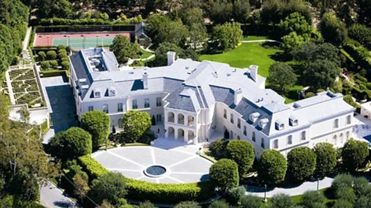 David Beckham Mansion