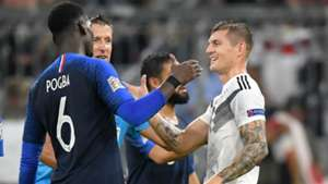 Transfer news and rumours LIVE: Real Madrid to offer Kroos in swap deal for Pogba