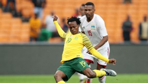 South Africa v Seychelles, October 2018, Percy Tau