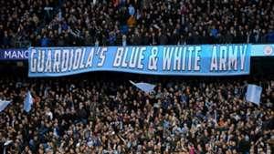 Manchester City fans 11112018