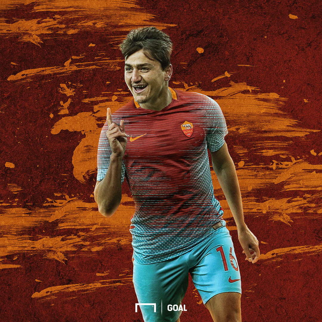 EMBED ONLY Cengiz Under Roma GFX