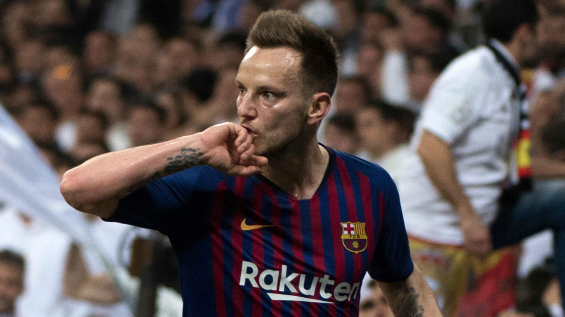 Ivan Rakitic Barcelona 2018-19