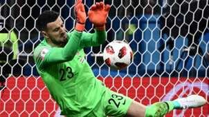 Danijel Subasic Croatia Denmark World Cup 01072018