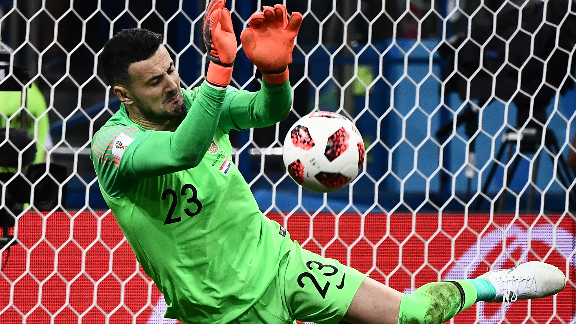 Danijel Subasic Croatia Denmark World Cup 01072018