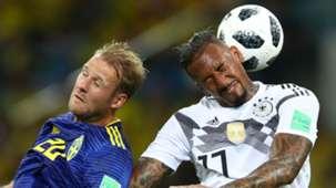 Ola Toivonen Sweden Jerome Boateng Germany World Cup