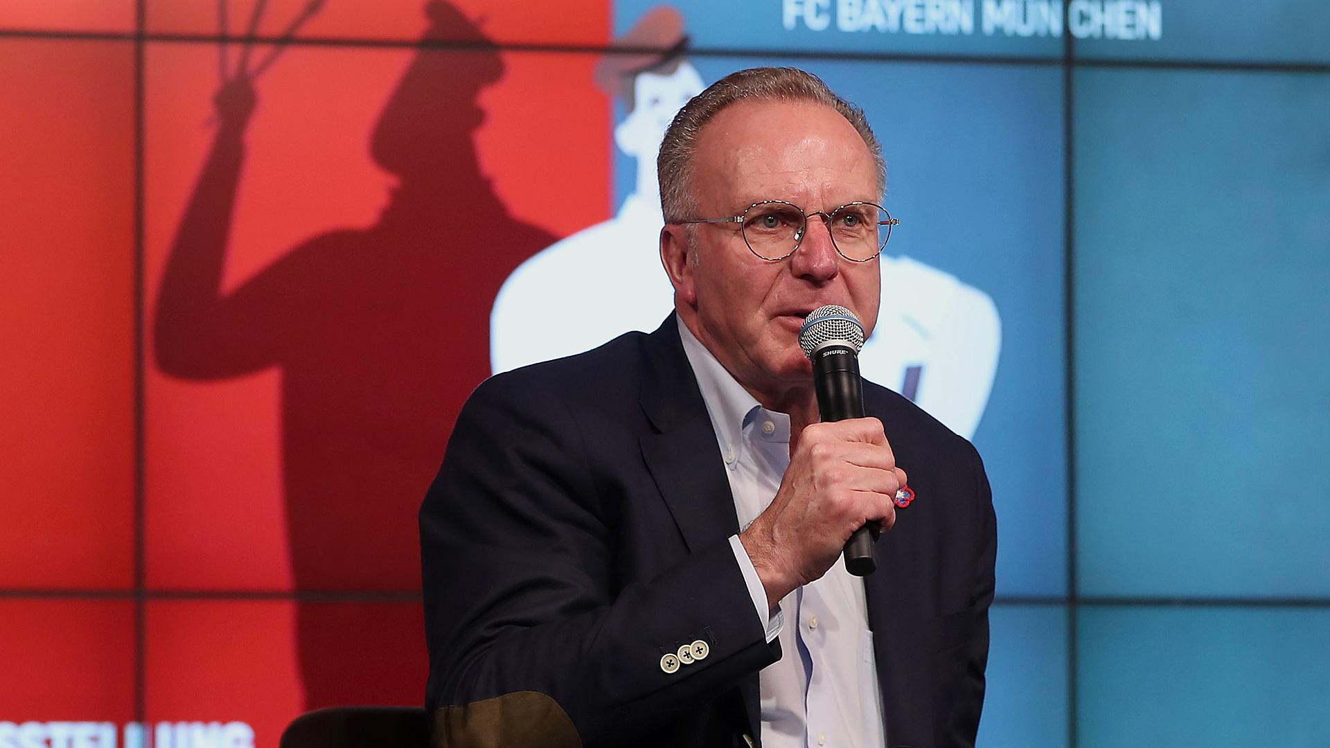 Karl-Heinz Rummenigge FC Bayern