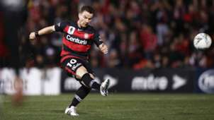 Alexander Baumjohann Western Sydney Wanderers