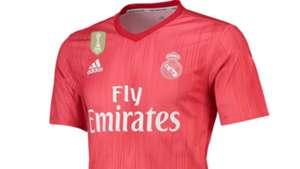 Real Madrid alternatif forma 2018/2019