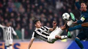 Dybala Juventus Real Madrid Champions League