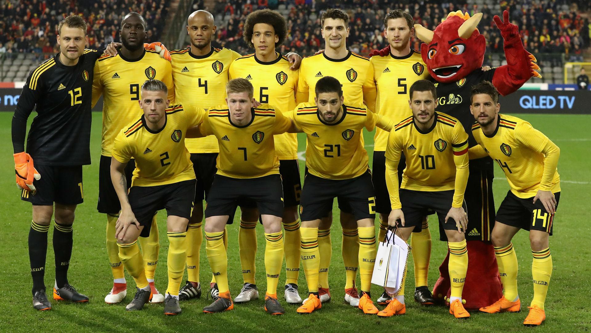 World Cup Belgium