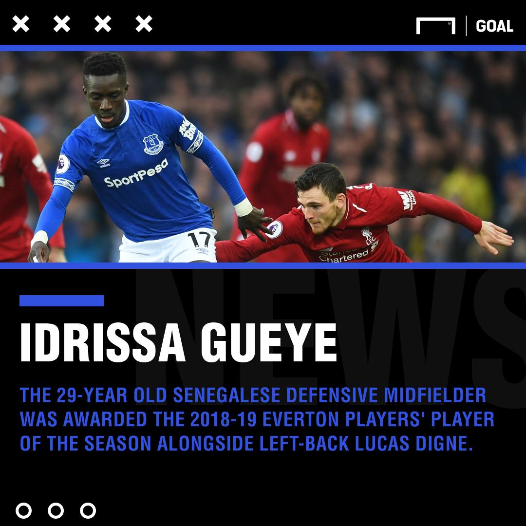 Gueye season PS
