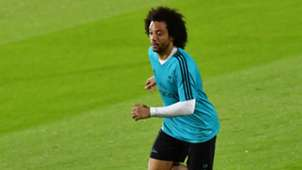 Marcelo Real Madrid Club World Cup training 11122017