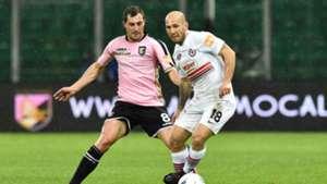 Mato Jajalo Cristian Galano Palermo Foggia Serie B