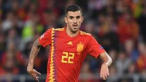 Dani Ceballos Spain