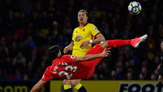 Emre Can Liverpool Premier League