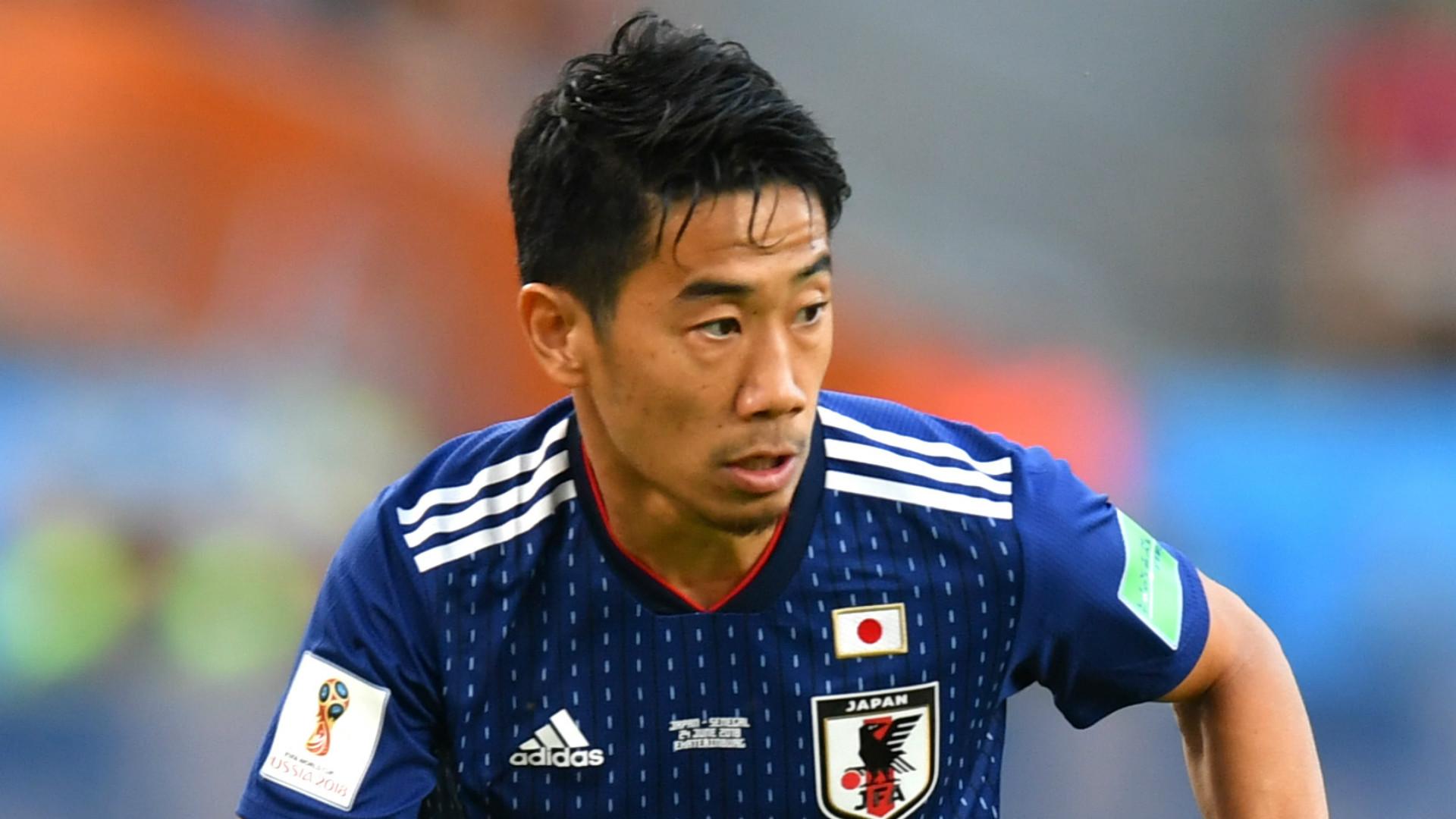 Shinji Kagawa Japan 2018