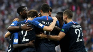 France Croatia World Cup final 2018