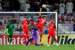 Al Ain v Al Rayyan; AFC Champions League