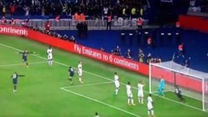 Video Cavani PSG Lyon