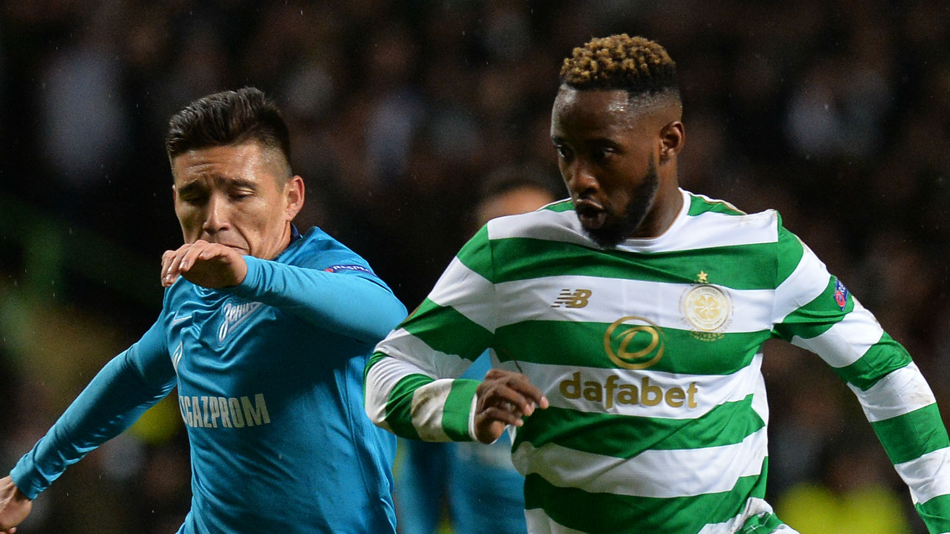 McGregor: Rodgers said Celtic played like men after Zenit win
