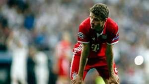 Thomas Muller Real Madrid Bayern Munchen Champions League
