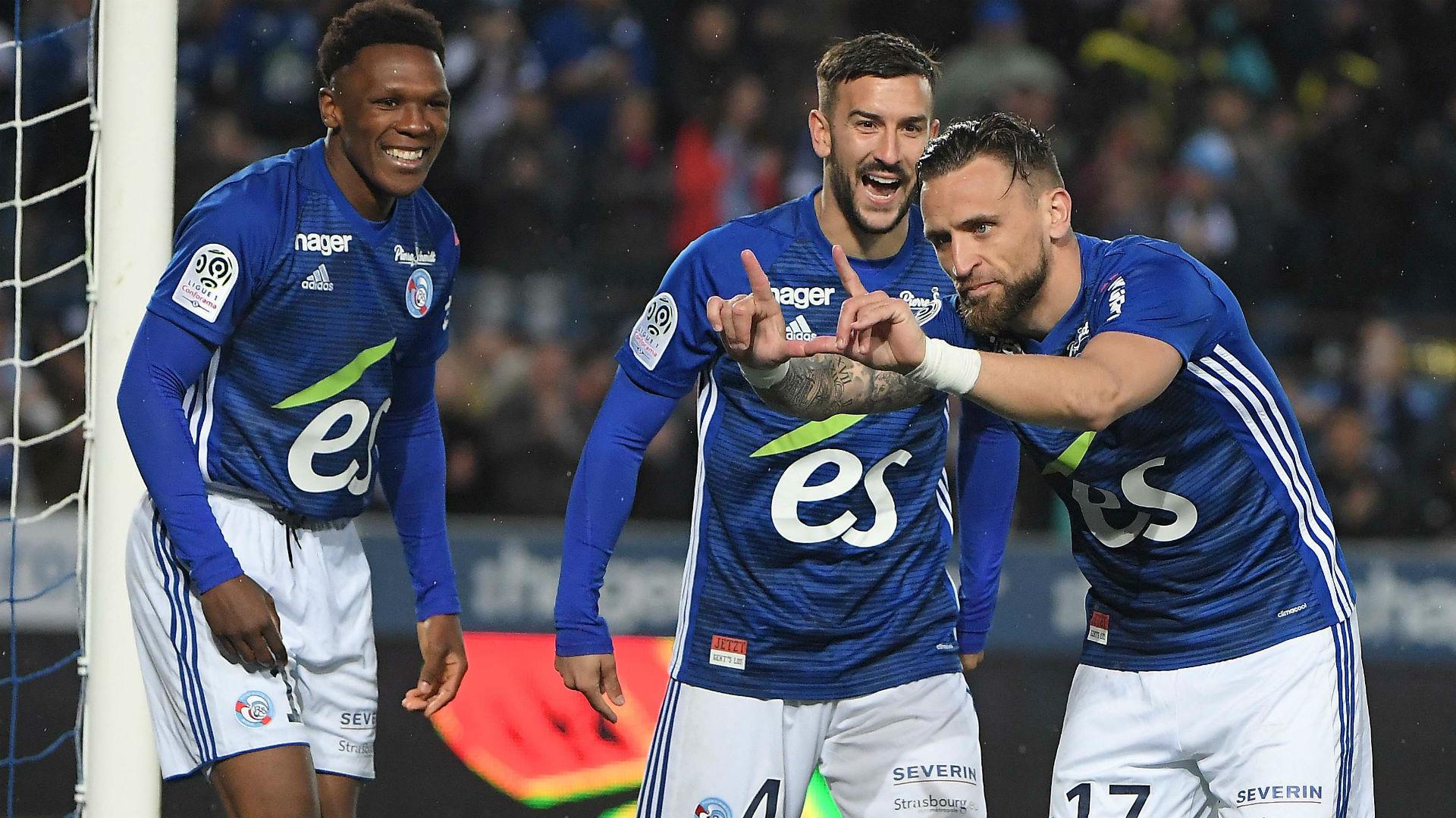 strasbourg   le calendrier de ligue 1 pour la saison 2019