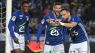 Anthony Goncalves Strasbourg Reims Ligue 1 03042019