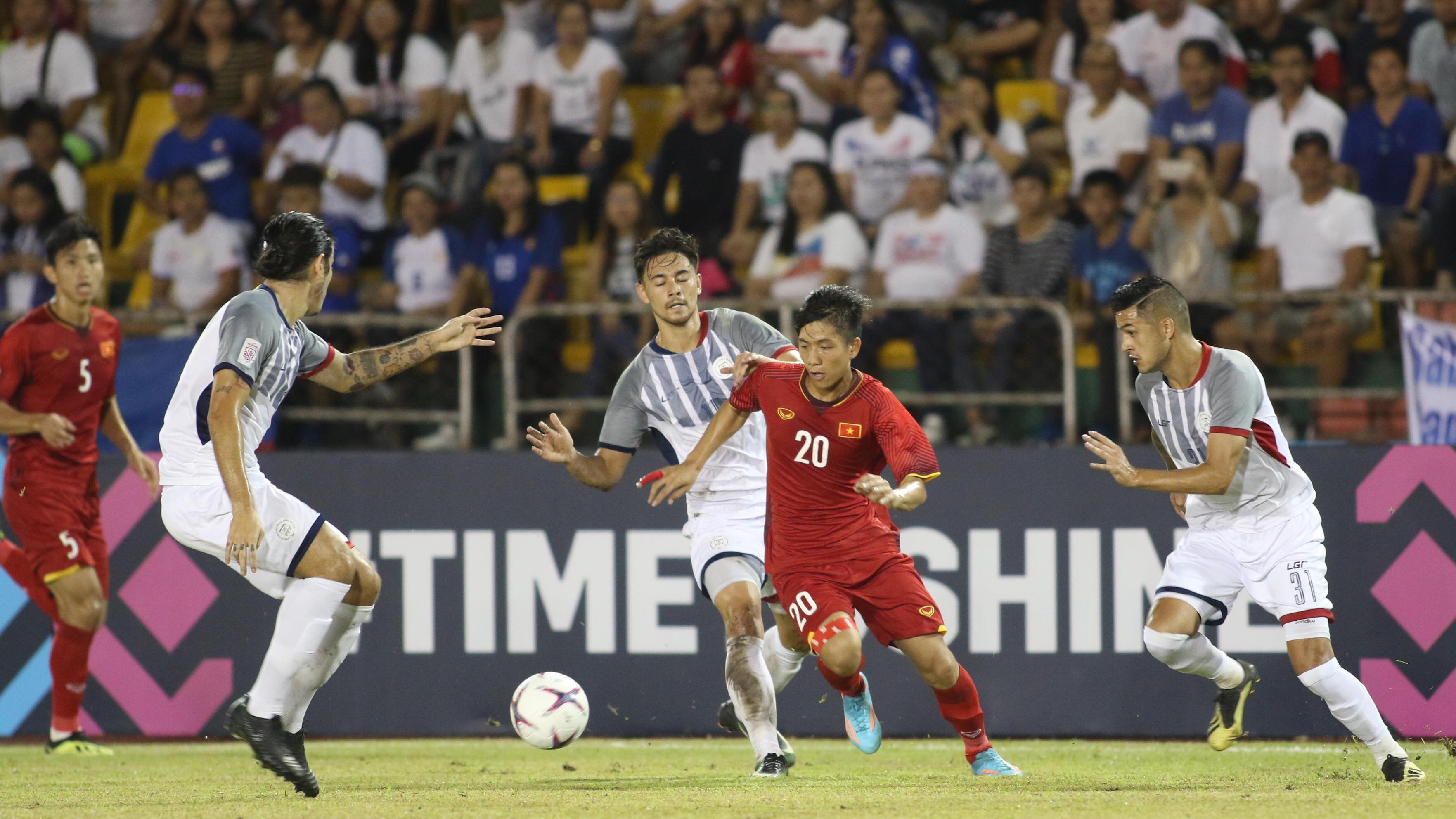 Phan Văn Đức Philippines vs Việt Nam AFF Suzuki Cup 2018 (9)