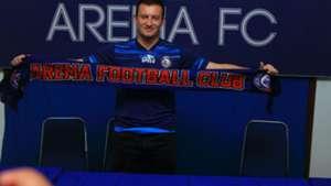 Balsa Bozovic - Arema FC