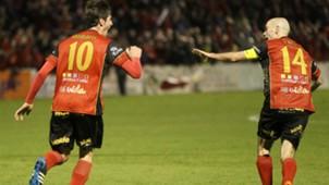 Mirandes Copa 2012