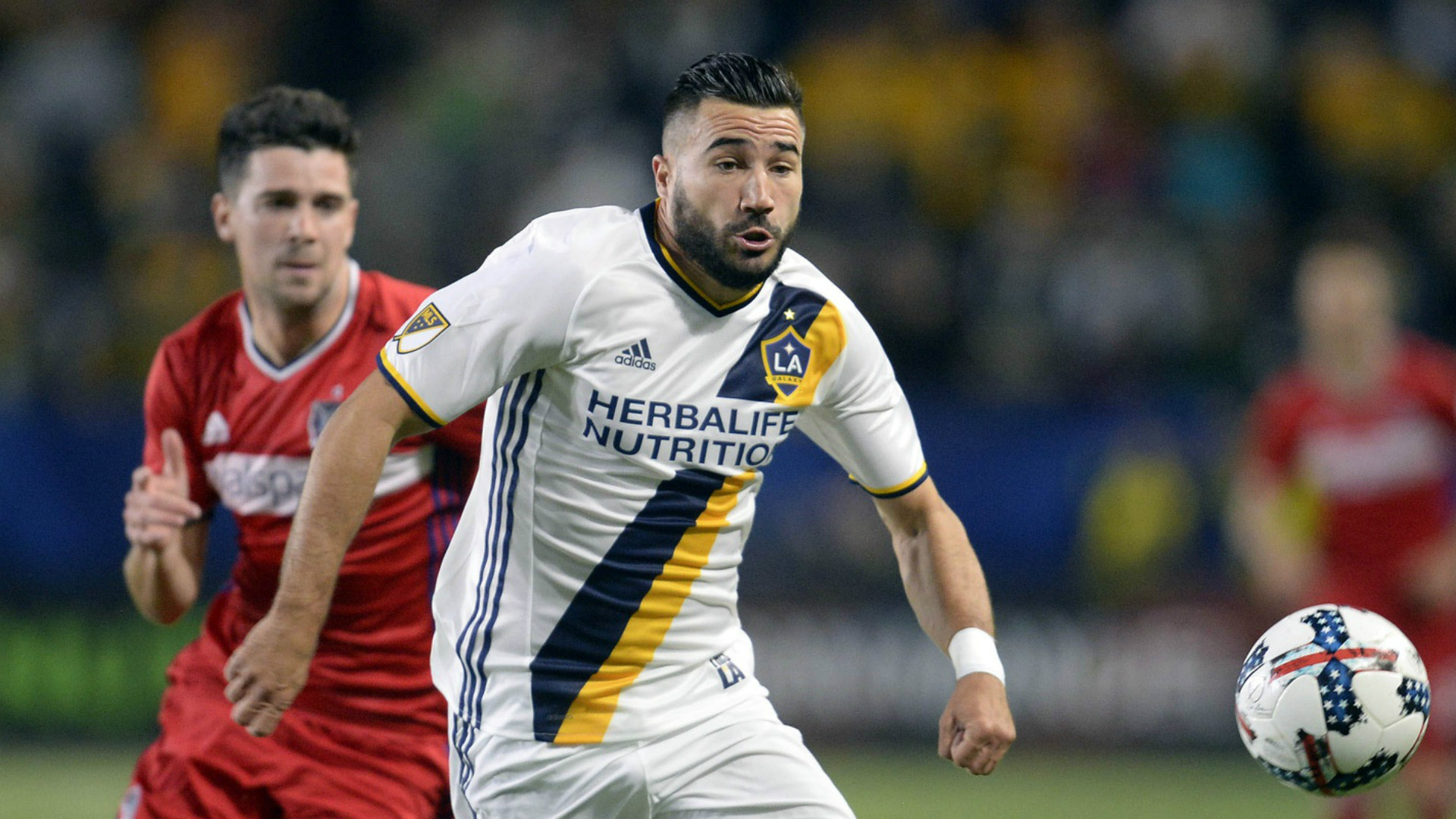 Romain Alessandrini LA Galaxy MLS 05062017