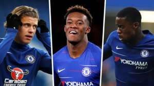 Who is Chelsea's Young Player of the Season?