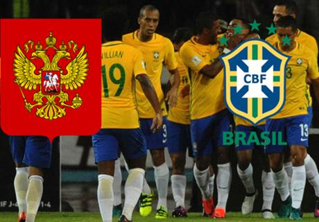 Russland vs. Brasilien: Alle Infos zum WM-Testspiel