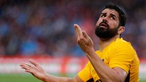 Diego Costa Atletico Madrid FC Barcelona