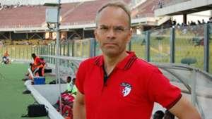 Wafa coach Klavs Rasmussen
