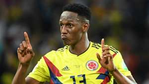 Yerry Mina Colombia 2018