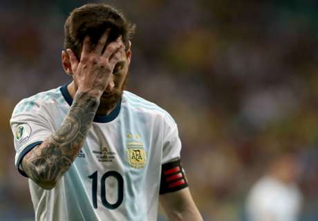 Messi: Agrentina must 'raise their heads' after Copa loss